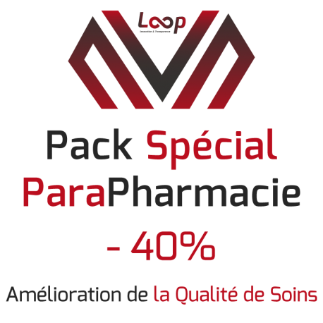 Pack Parapharmacie - Amélioration de la Qualité de Vie