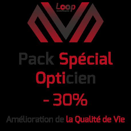 Pack Opticien - Amélioration de la Qualité de Vie
