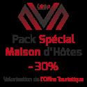 Pack Maison d'Hôtes - Valorisation de L'Offre Touristique