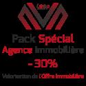 Pack Agence Immobilière - Valorisation de L'Offre Immobilière