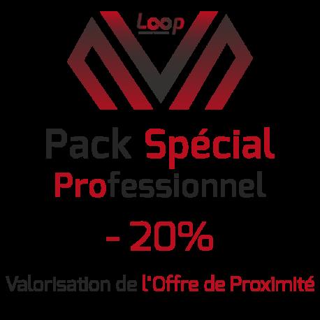 Pack Professionnel - Valorisation de L'Offre de Proximité