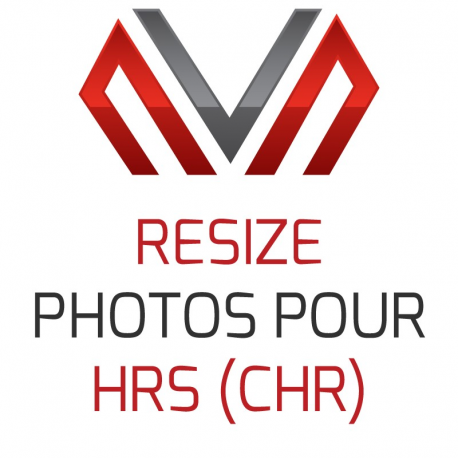 Resize Photos pour HRS