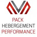Pack Hébergement - Performance (Annuel)