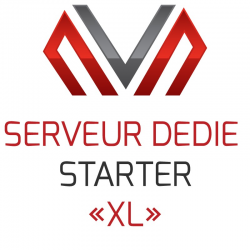 Serveur VPS/Cloud - Starter XL