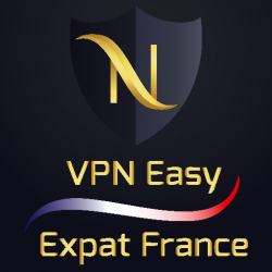 VPN Easy Expat France (Mensuel)